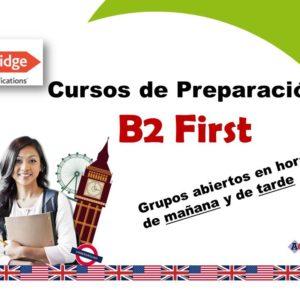 B2 First FCE