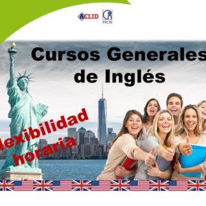 Cursos generales de inglés
