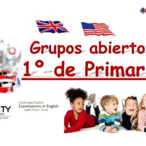 Ingles Primaria 1